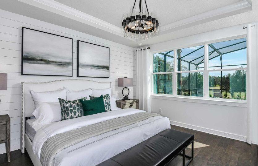 Bedroom featured in the Stellar Grand By Del Webb in Tampa-St. Petersburg, FL