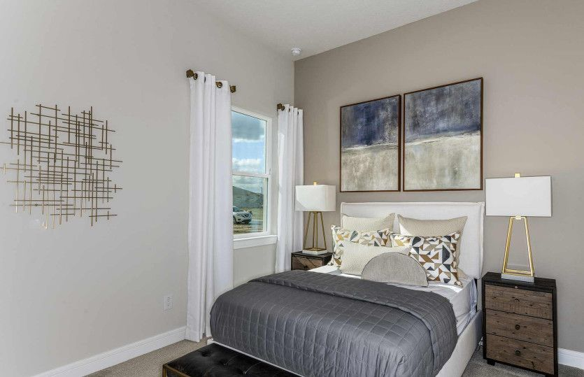 Bedroom featured in the Stellar By Del Webb in Ocala, FL