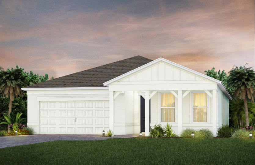 Exterior featured in the Prestige By Del Webb in Orlando, FL