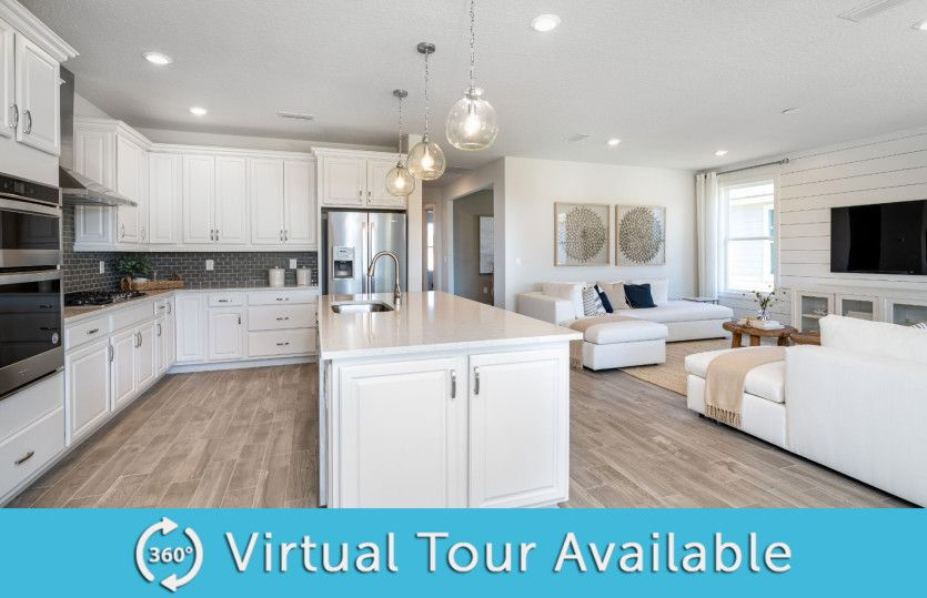 Kitchen featured in the Mystique By Del Webb in Hilton Head, SC
