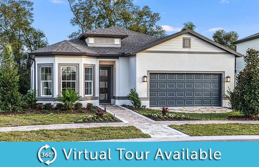 Exterior featured in the Mainstay By Del Webb in Ocala, FL