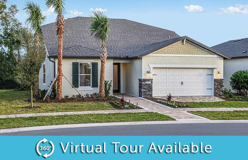 Exterior featured in the Mystique Grand By Del Webb in Sarasota-Bradenton, FL