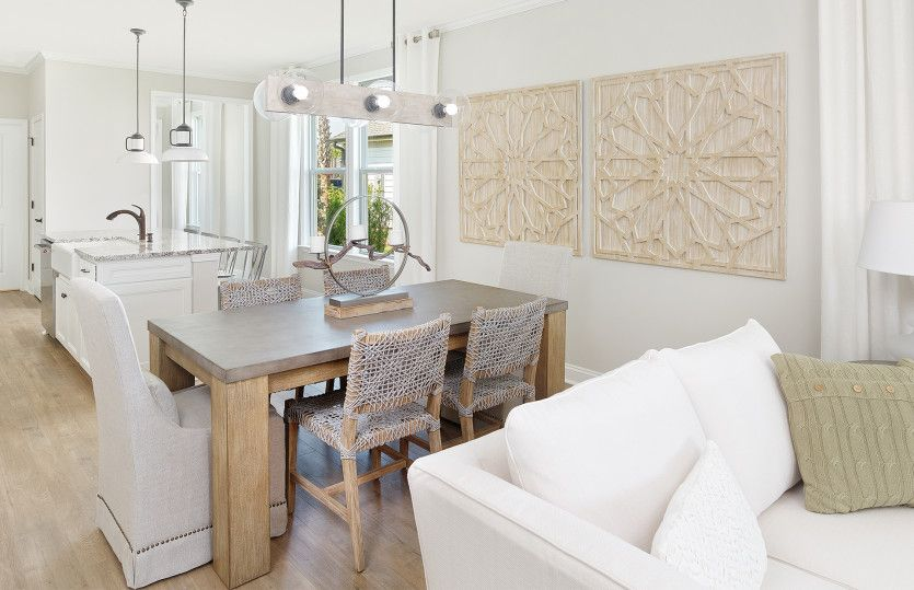 Living Area featured in the Hallmark By Del Webb in Hilton Head, SC