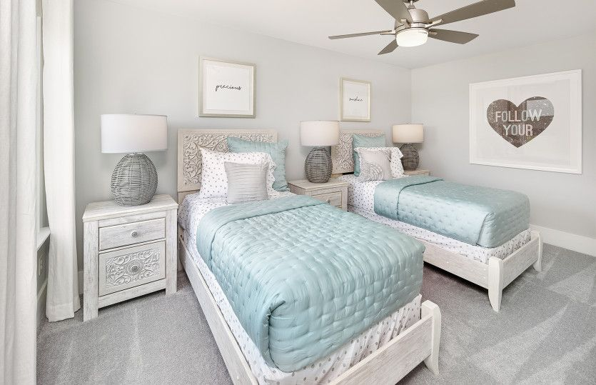 Bedroom featured in the Palmary By Del Webb in Hilton Head, SC