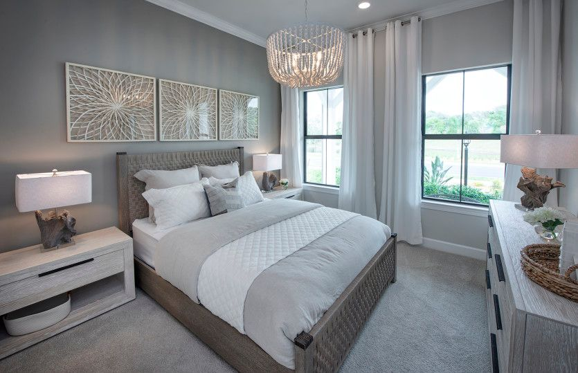 Bedroom featured in the Prestige By Del Webb in Sarasota-Bradenton, FL
