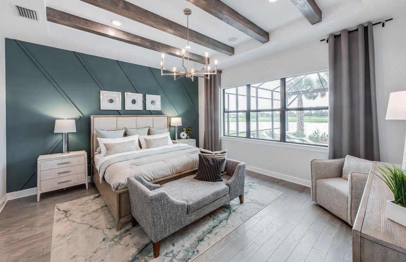 Bedroom featured in the Stellar By Del Webb in Sarasota-Bradenton, FL