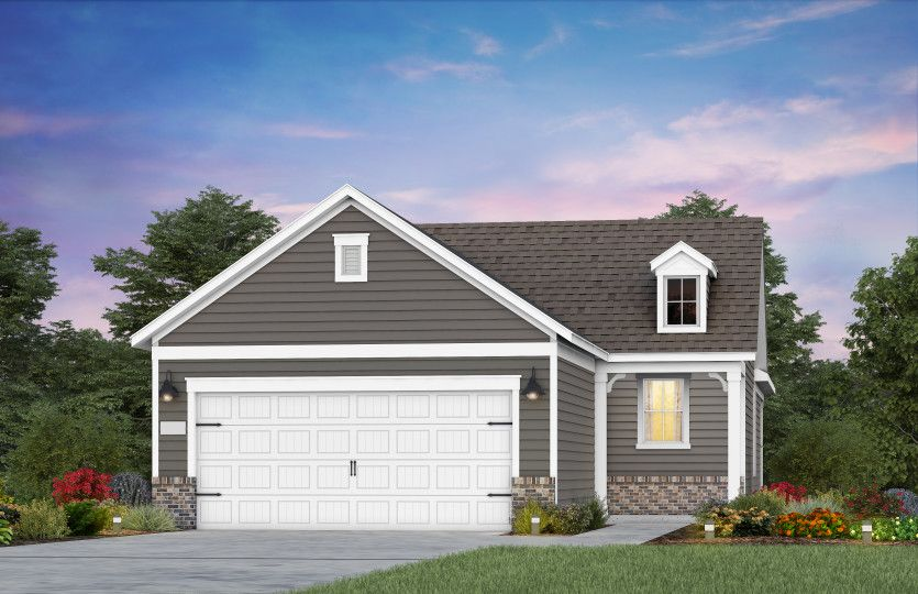 Exterior featured in the Alpine By Del Webb in Raleigh-Durham-Chapel Hill, NC