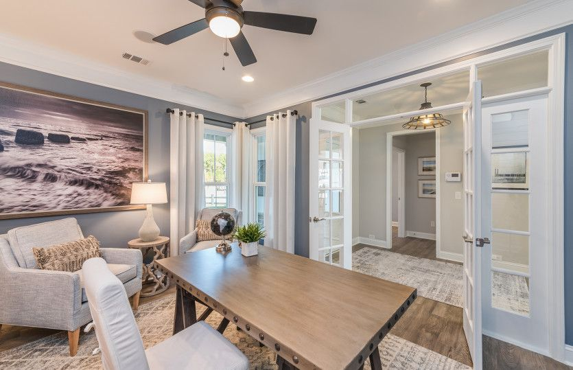 Living Area featured in the Dunwoody Way By Del Webb in Myrtle Beach, SC
