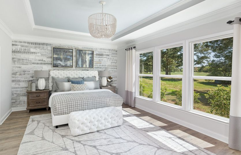 Bedroom featured in the Dunwoody Way By Del Webb in Myrtle Beach, SC