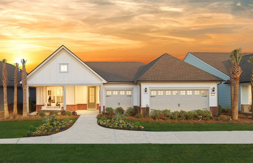 Exterior featured in the Stardom By Del Webb in Hilton Head, SC