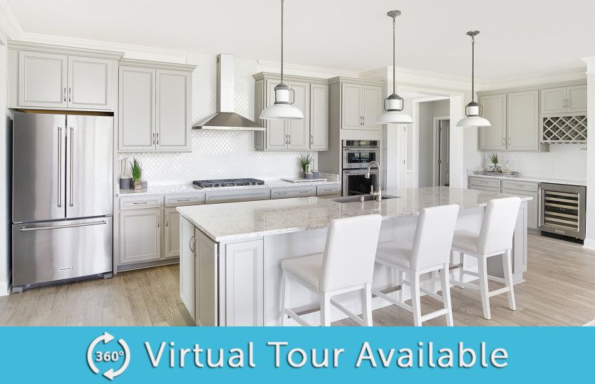 Kitchen featured in the Stardom By Del Webb in Hilton Head, SC
