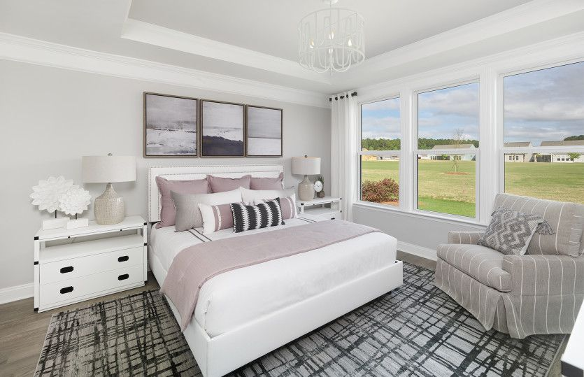 Bedroom featured in the Stardom By Del Webb in Hilton Head, SC