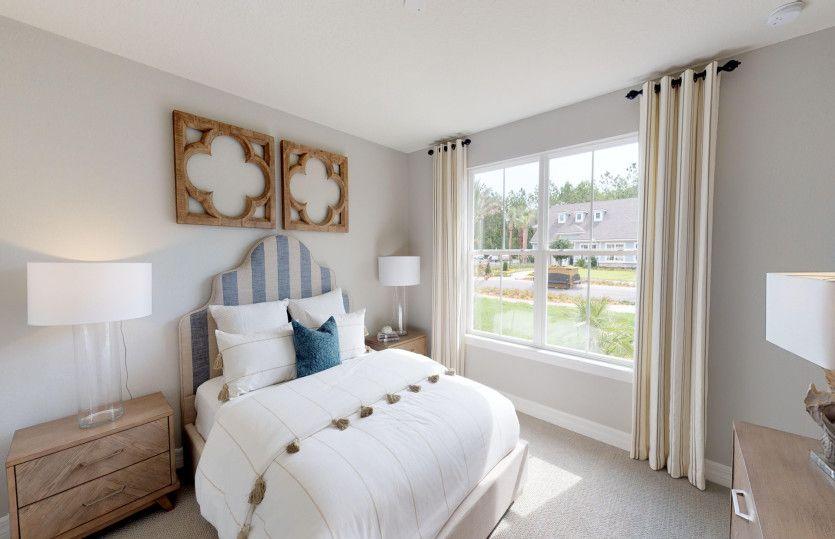 Bedroom featured in the Stellar By Del Webb in Hilton Head, SC