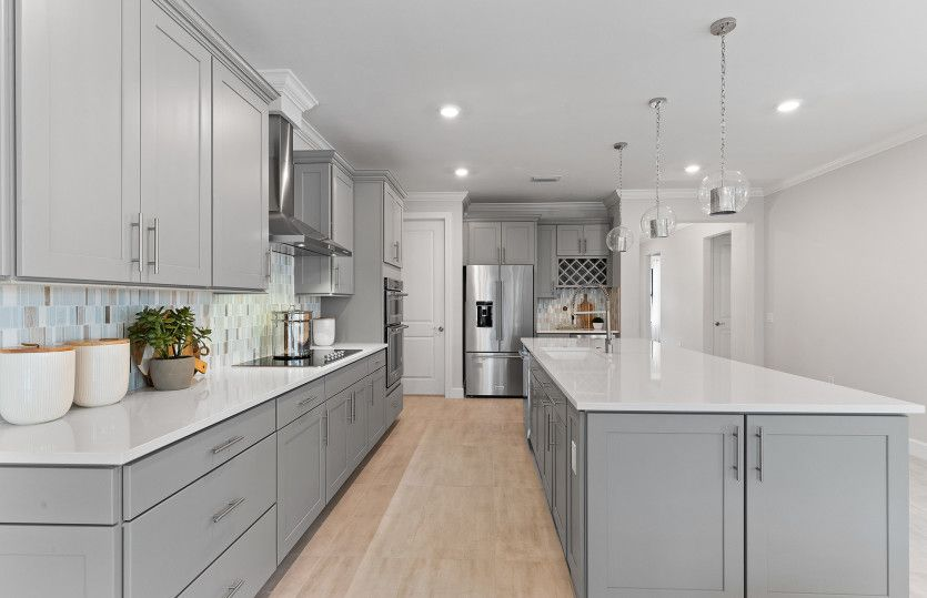 Kitchen featured in the Reverence By Del Webb in Hilton Head, SC