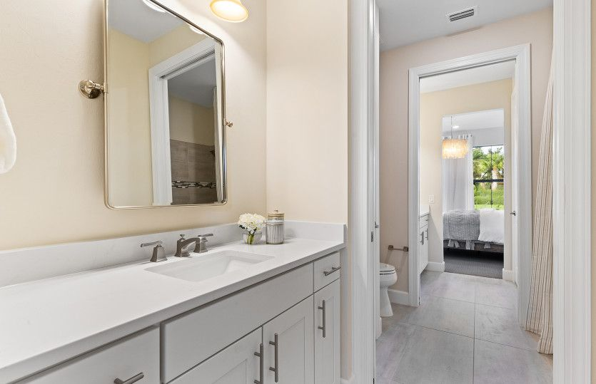 Bathroom featured in the Reverence By Del Webb in Hilton Head, SC