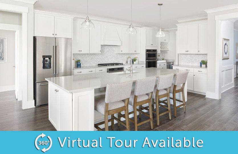 Kitchen featured in the Renown By Del Webb in Hilton Head, SC