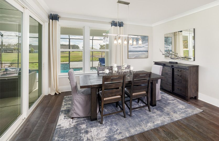 Living Area featured in the Renown By Del Webb in Hilton Head, SC