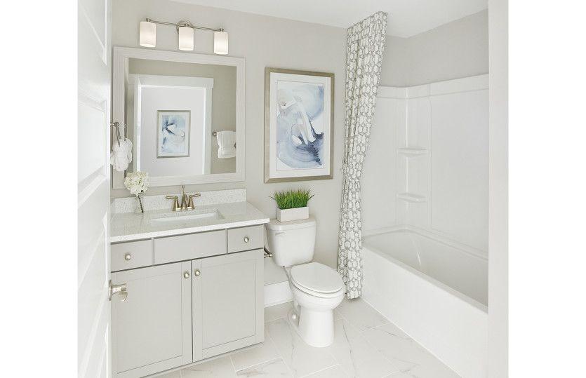 Bathroom featured in the Renown By Del Webb in Hilton Head, SC