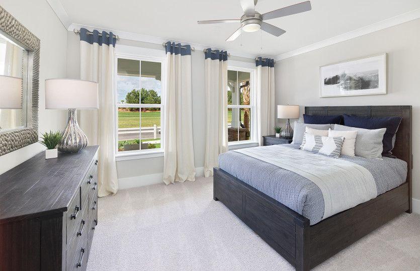 Bedroom featured in the Renown By Del Webb in Hilton Head, SC