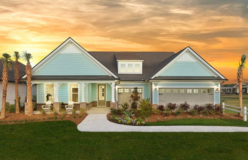 Exterior featured in the Renown By Del Webb in Hilton Head, SC