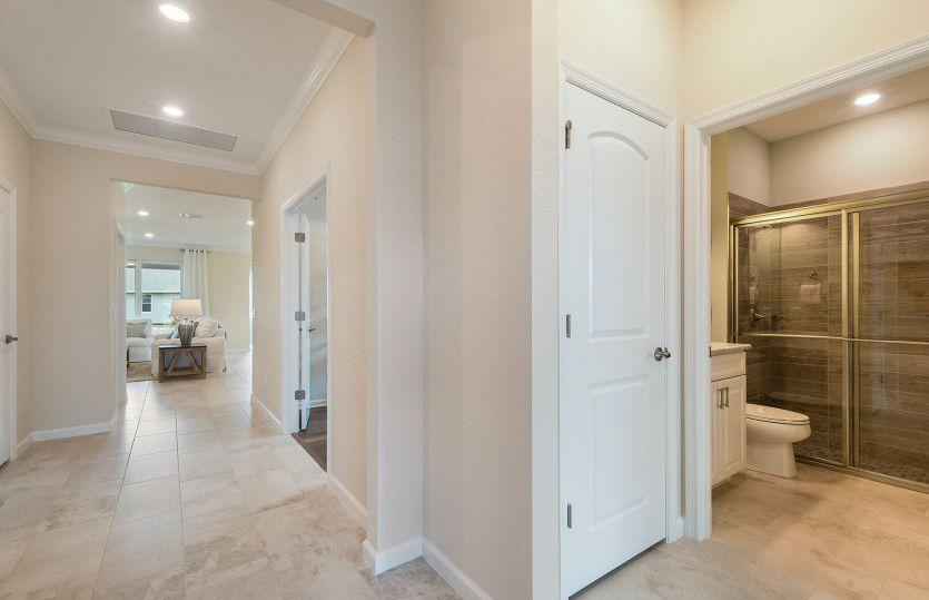 Living Area featured in the Prosperity By Del Webb in Austin, TX