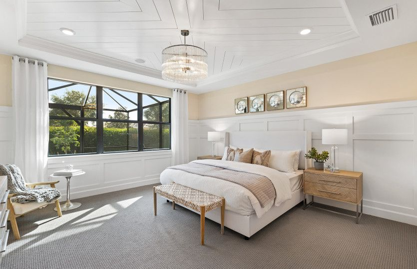 Bedroom featured in the Reverence By Del Webb in Austin, TX
