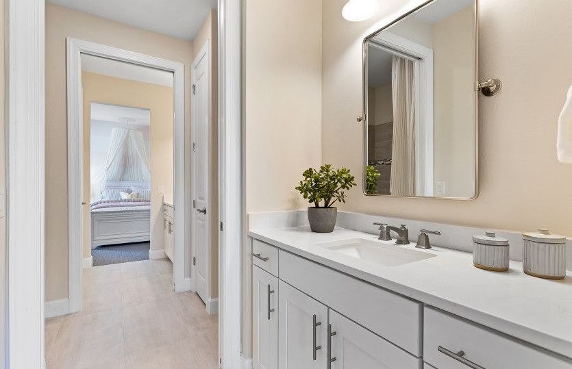 Bathroom featured in the Reverence By Del Webb in Austin, TX
