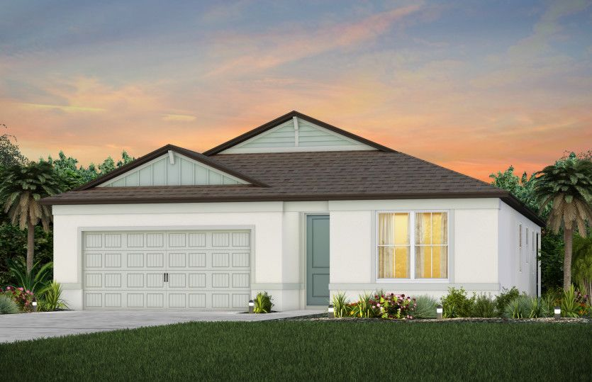 Exterior featured in the Highgate By Del Webb in Ocala, FL
