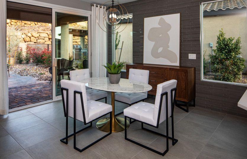 Kitchen featured in the Silver Creek By Del Webb in Las Vegas, NV