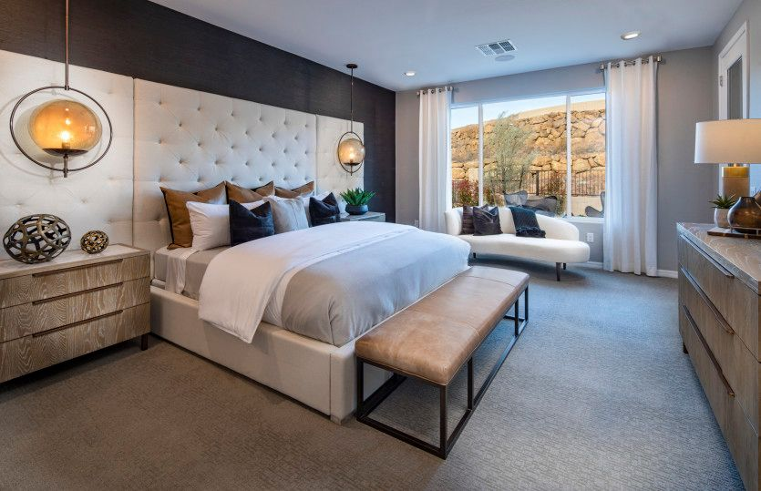 Bedroom featured in the Silver Creek By Del Webb in Las Vegas, NV