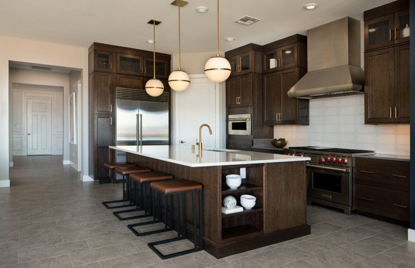Kitchen featured in the Parklane By Del Webb in Las Vegas, NV