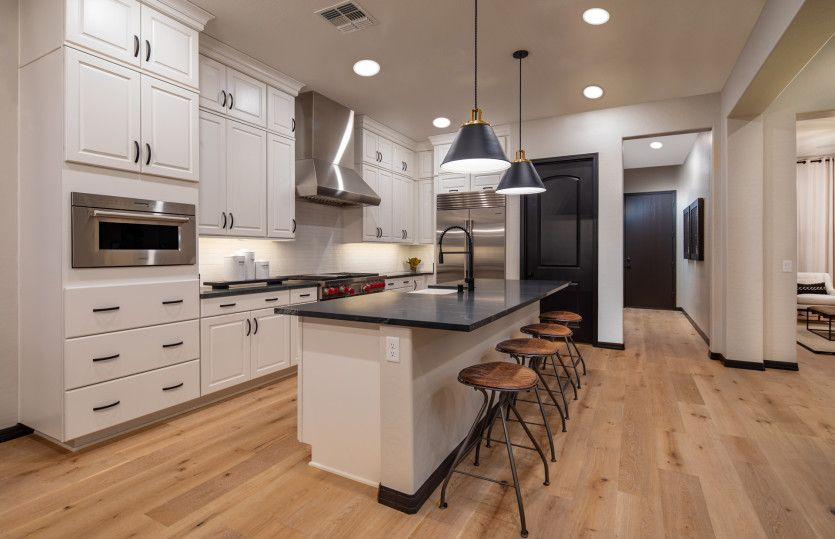 Kitchen featured in the Journey By Del Webb in Las Vegas, NV