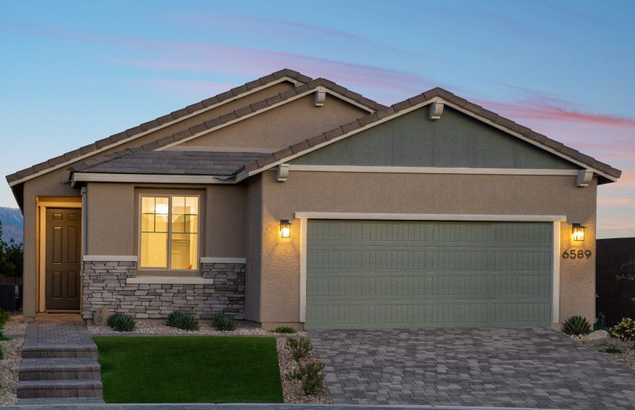 'Del Webb at North Ranch' by Del Webb - Nevada - Las Vegas in Las Vegas