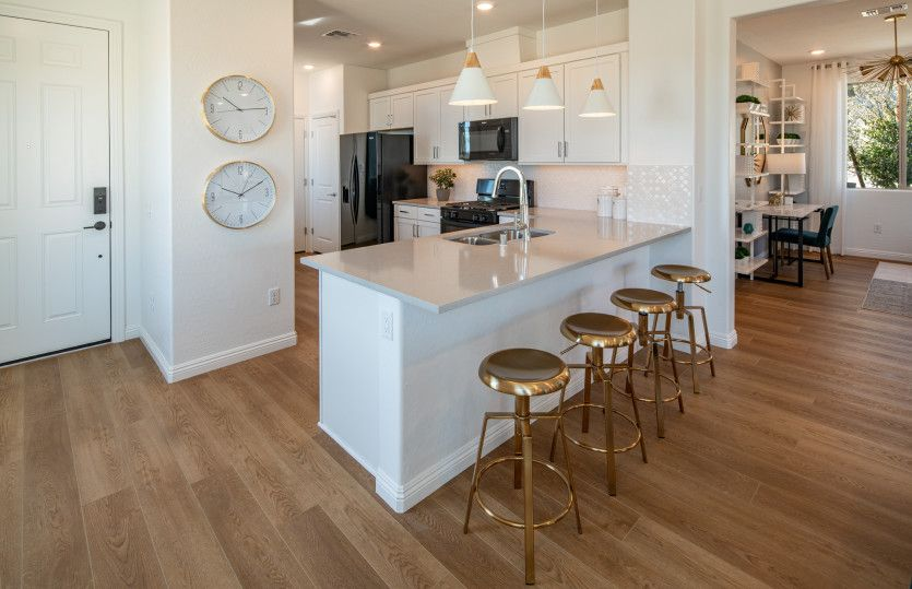 Kitchen featured in the Overlook By Del Webb in Las Vegas, NV
