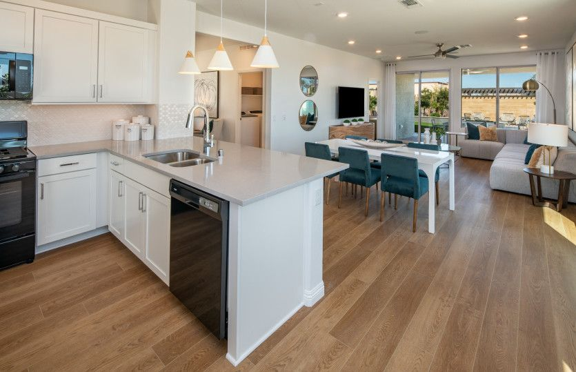 Living Area featured in the Overlook By Del Webb in Las Vegas, NV