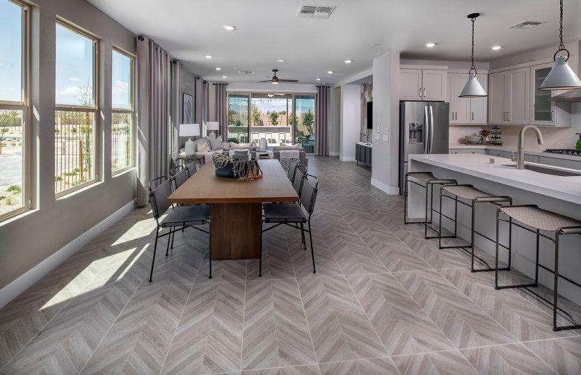 Kitchen featured in the Getaway By Del Webb in Las Vegas, NV