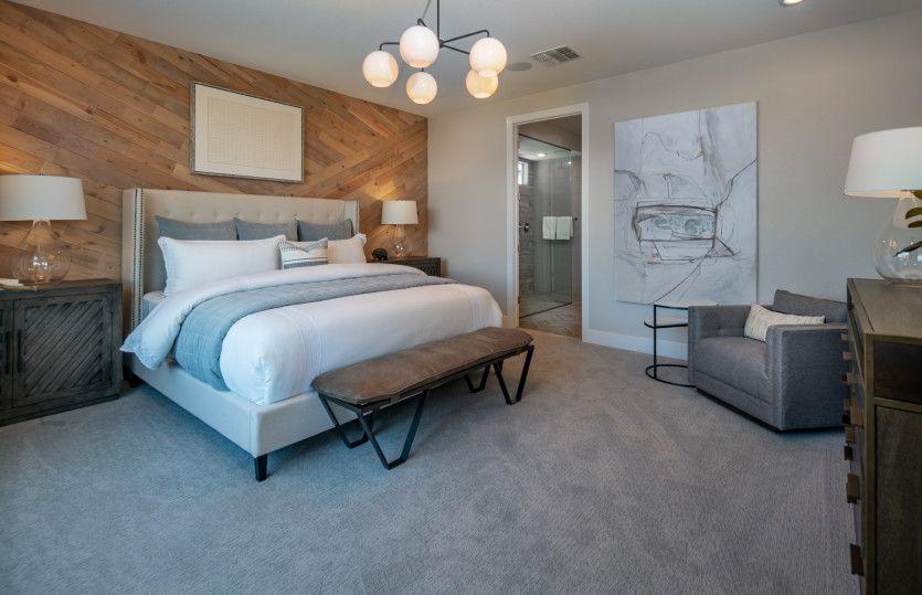 Bedroom featured in the Getaway By Del Webb in Las Vegas, NV