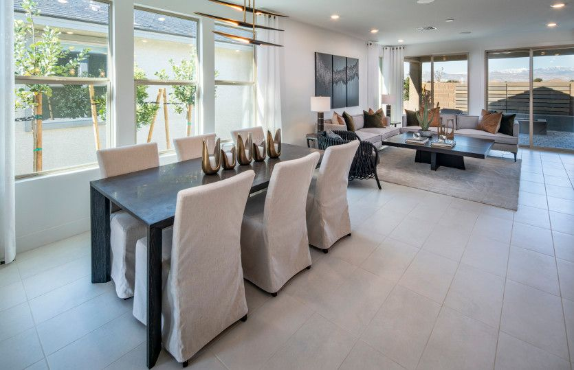 Living Area featured in the Expedition By Del Webb in Las Vegas, NV
