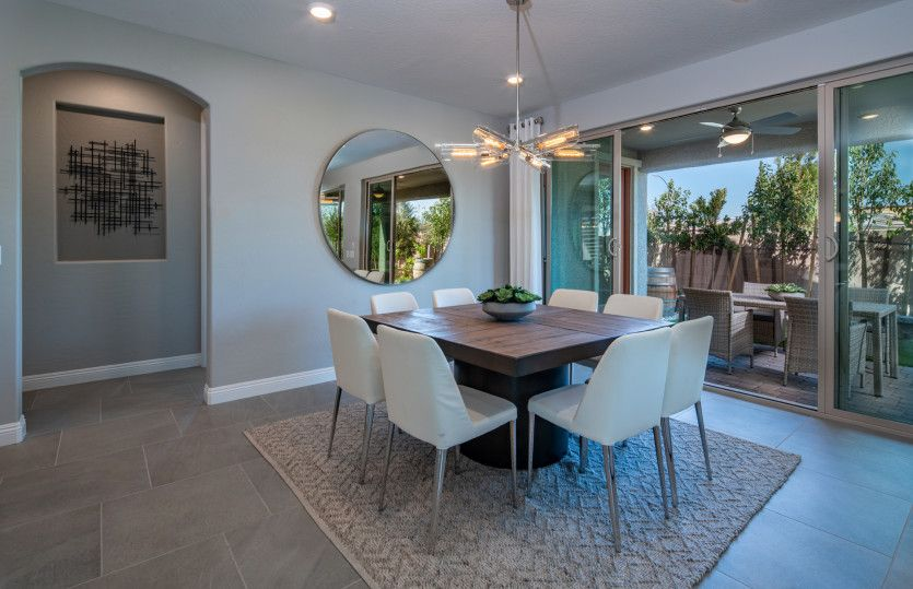 Living Area featured in the Haven By Del Webb in Las Vegas, NV