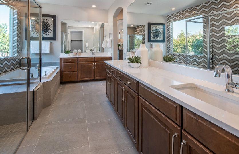 Bathroom featured in the Haven By Del Webb in Las Vegas, NV