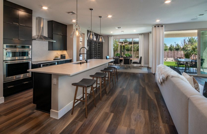 Kitchen featured in the Preserve By Del Webb in Las Vegas, NV