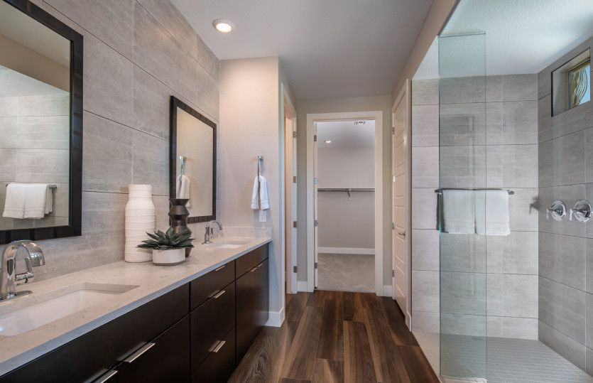 Bathroom featured in the Preserve By Del Webb in Las Vegas, NV