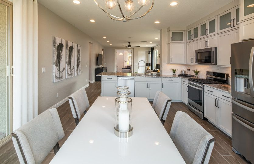 Kitchen featured in the Pine Spring By Del Webb in Las Vegas, NV