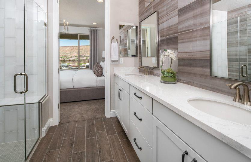 Bathroom featured in the Pine Spring By Del Webb in Las Vegas, NV