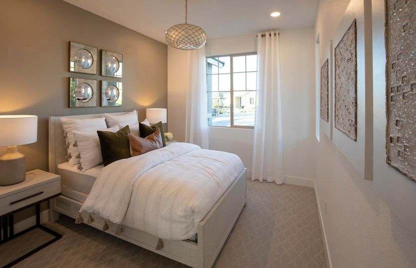 Bedroom featured in the Expedition By Del Webb in Las Vegas, NV