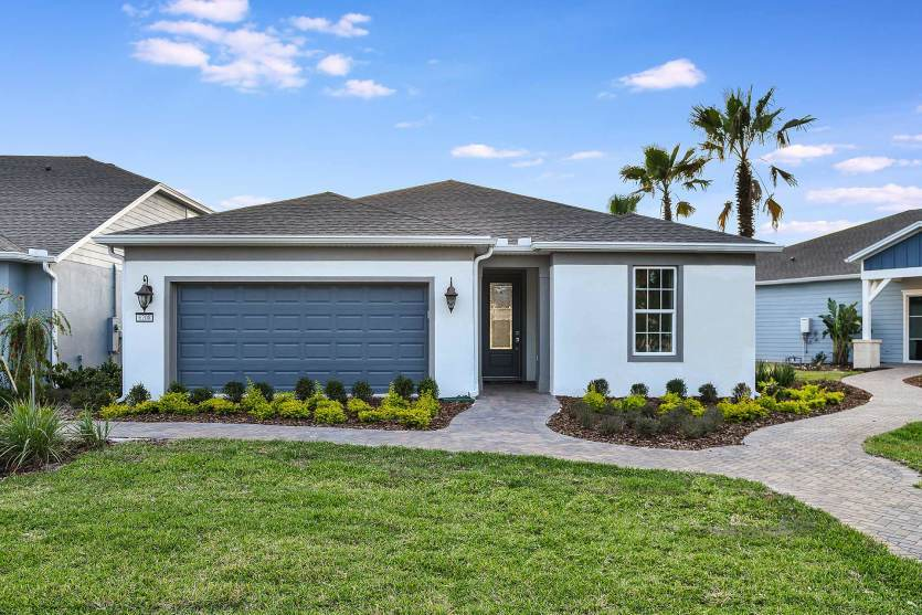 Exterior featured in the Prosperity By Del Webb in Orlando, FL