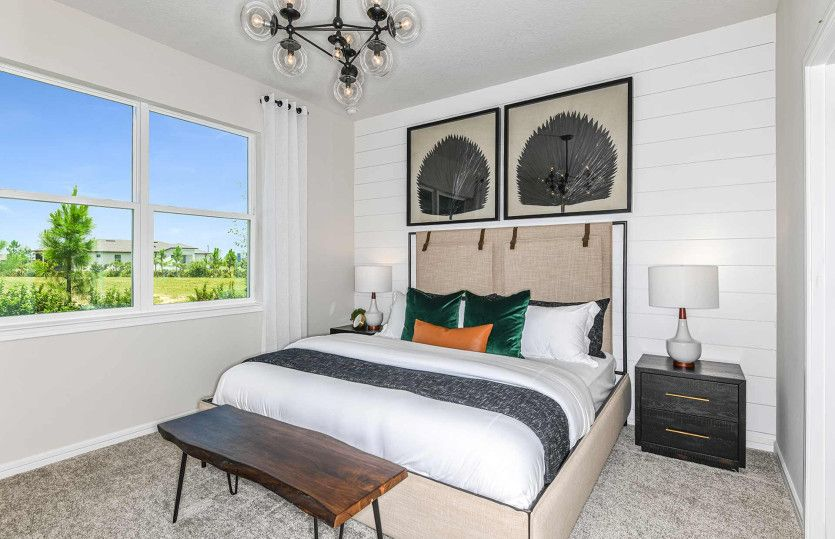 Bedroom featured in the Blackwell By Del Webb in Ocala, FL