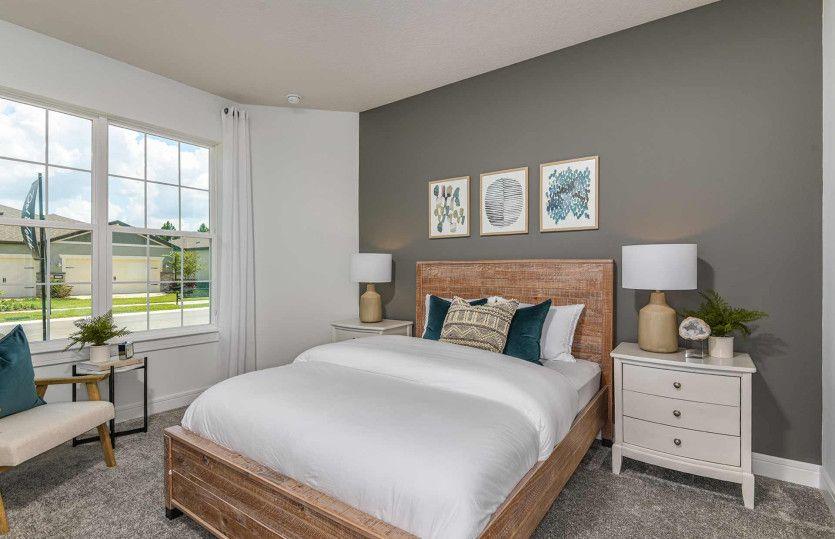Bedroom featured in the Cedar By Del Webb in Ocala, FL