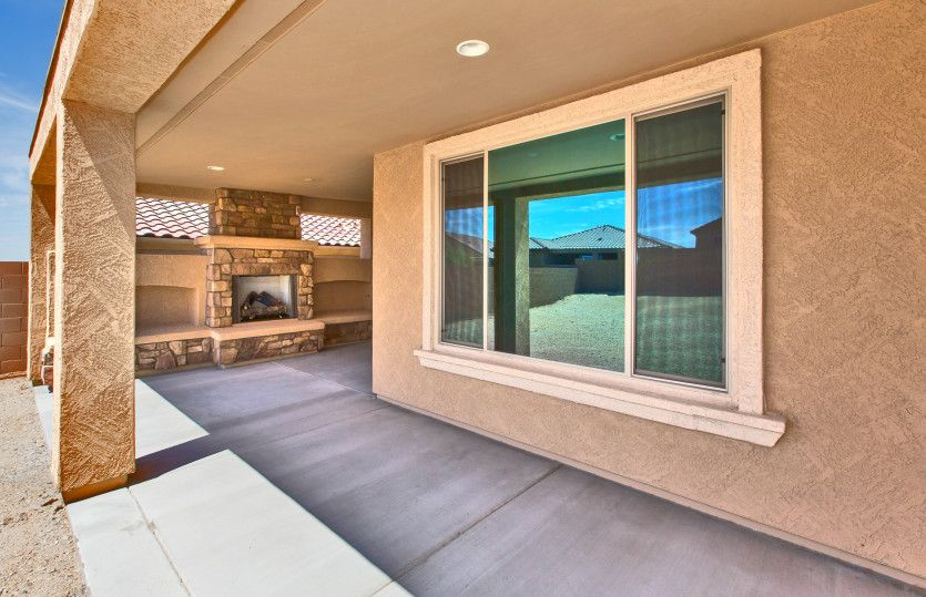 Exterior featured in the Preserve By Del Webb in Tucson, AZ