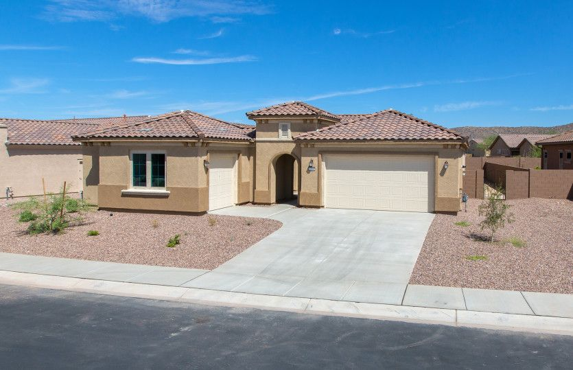 Exterior featured in the Journey By Del Webb in Tucson, AZ